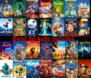 best 50 kids movies